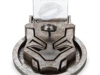 Black Panther T'Chaka Ring Marvel Masterworks Film Prop Duplicate