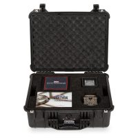 Black Panther T'Chaka Ring Pelican Case Open