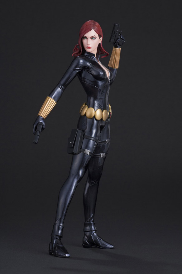 Black Widow Avengers Now ARTFX+ Statue