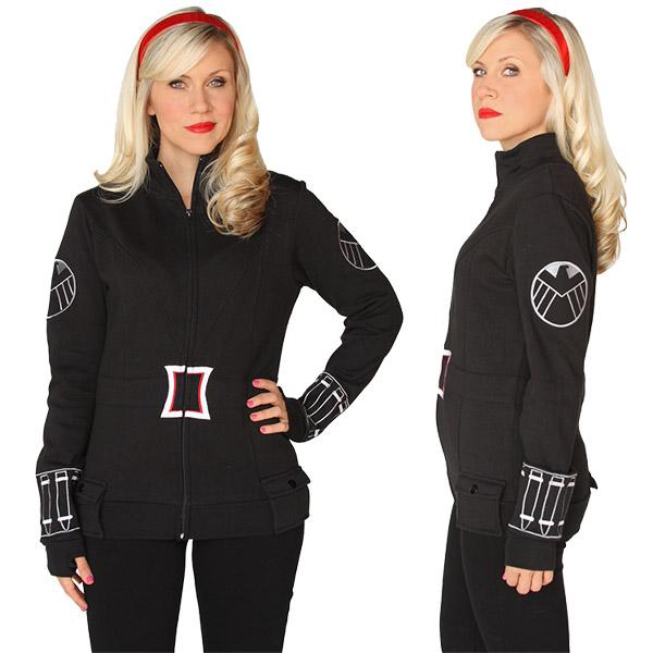 Black Widow Jacket