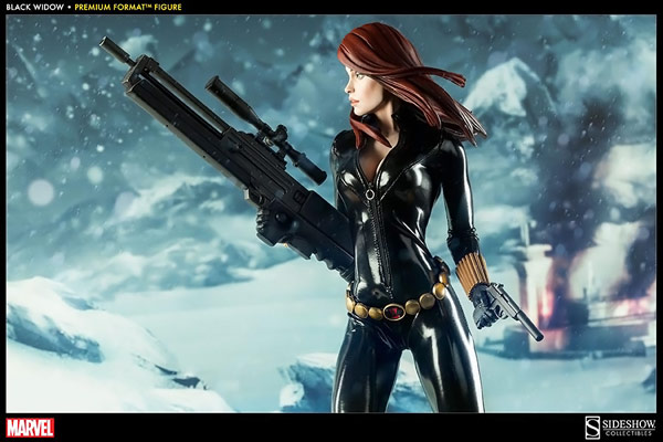 Black Widow – Natasha Romanova Premium Format Figure