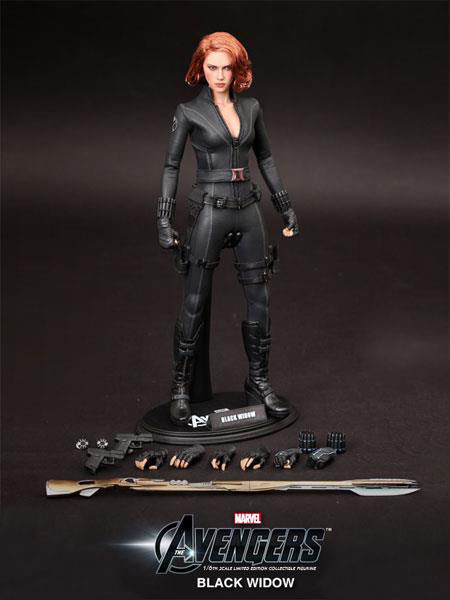 Black Widow Sixth Scale Limited Edition Collectible Figure