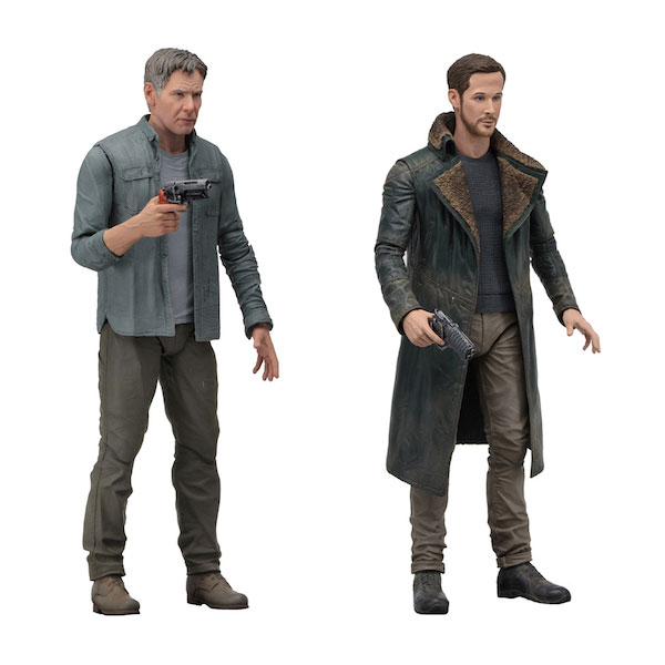 Blade Runner 2049 7in Action Figures