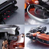 Blade Runner Blaster Replica Details