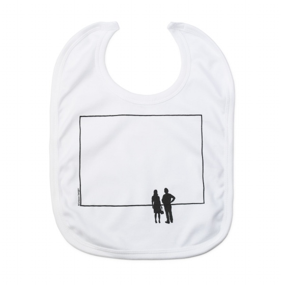 Blank Canvas Bib