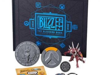 BlizzCon 2018 Goody Bag Merchandise
