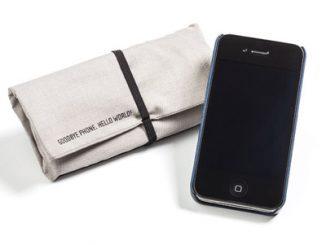 Blokket Signal Blocking Phone Pocket