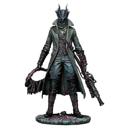 Bloodborne Hunter Puddle of Blood Version 1 6 Scale Statue