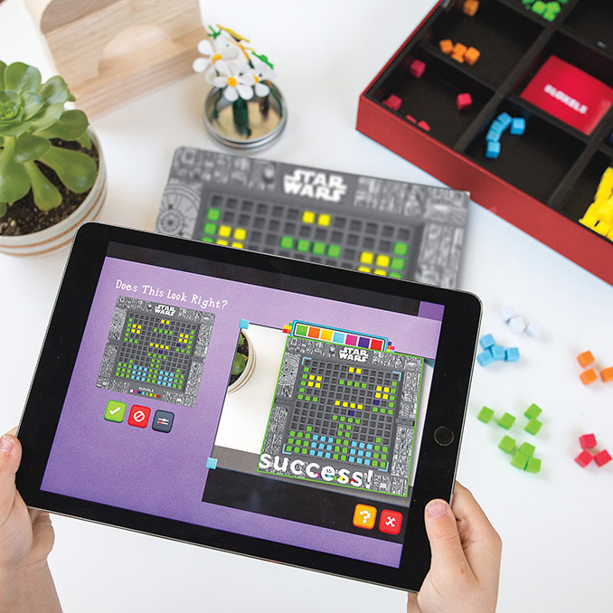 Star Wars Bloxels Video Game Maker