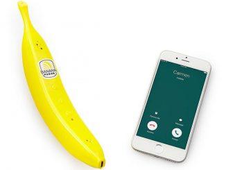 Bluetooth Banana Phone Handset