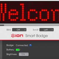 Bluetooth Smart Badge