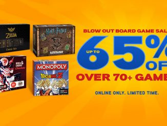 Board Games Sale at Think Geek