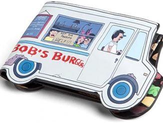 Bob's Burgers Food Truck Wallet