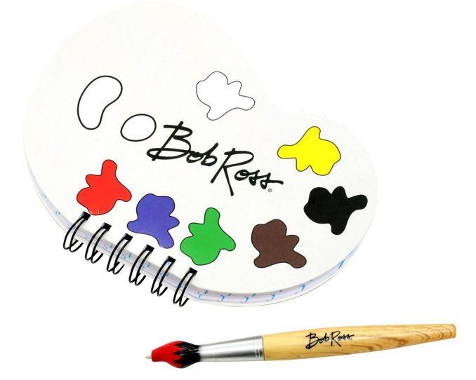 Bob Ross Journal and Pen Set