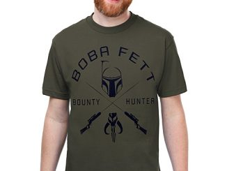 Boba Fett Bounty Hunter T-Shirt