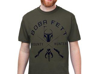 Boba Fett Bounty Hunter T-Shirt