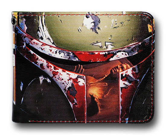 Boba Fett Bounty Hunter Wallet