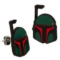 Boba Fett Earrings