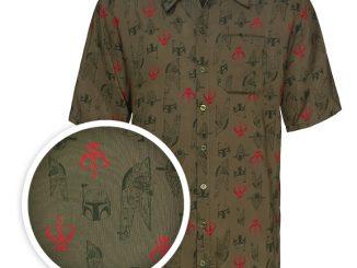 Boba Fett Hawaiian Shirt
