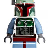 Boba Fett LEGO Minifigure Alarm Clock