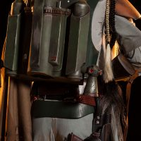 Boba Fett Life-Size Figure Jet-Pack
