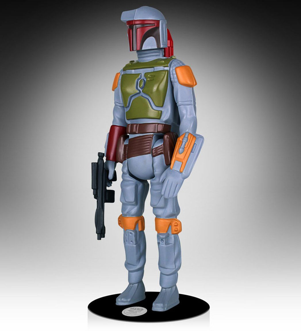 Star Wars Boba Fett Life Size Kenner Action Figure
