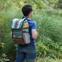 Boba Fett Mandalorian Armor Backpack