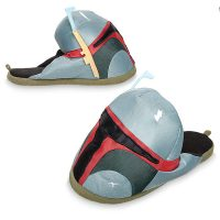 Boba Fett Men's Slippers
