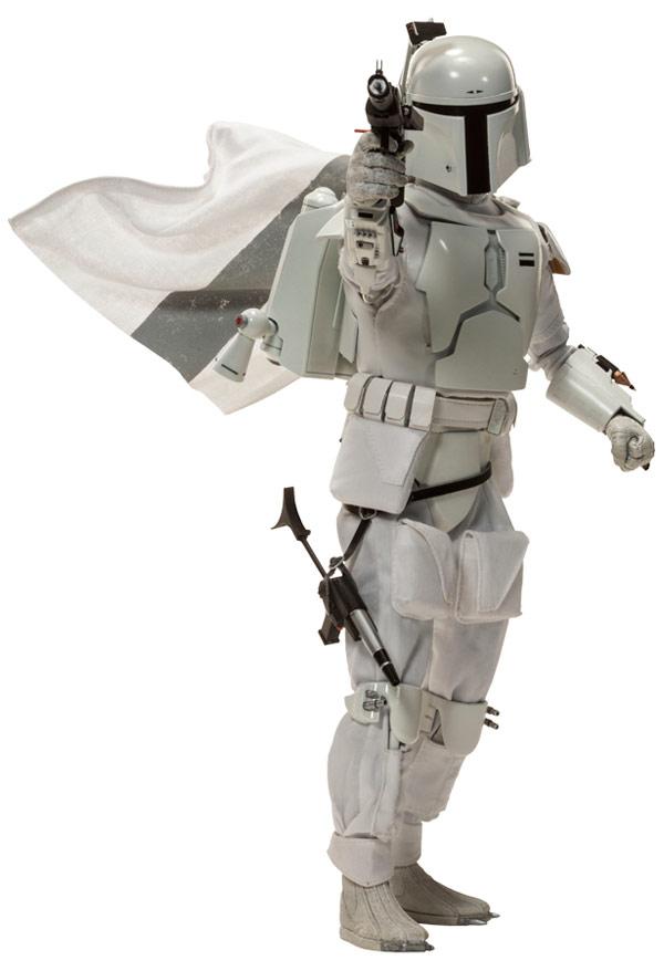 Boba Fett Prototype Armor Figure