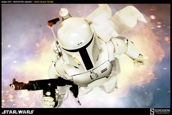 Boba Fett Prototype Armor Sixth Scale Figure