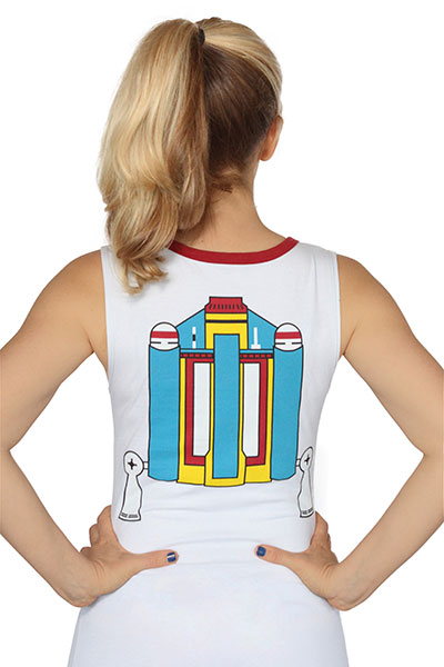 Boba Fett Tank Dress