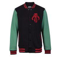 Boba Fett Varsity Jacket