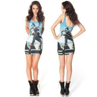 Boba Fett's Last Stand Dress
