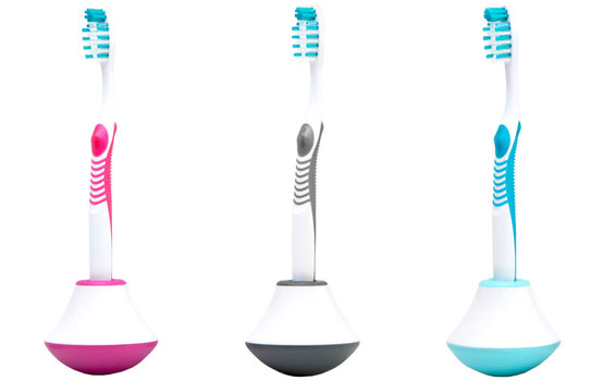 Bobble Toothbrush Holders