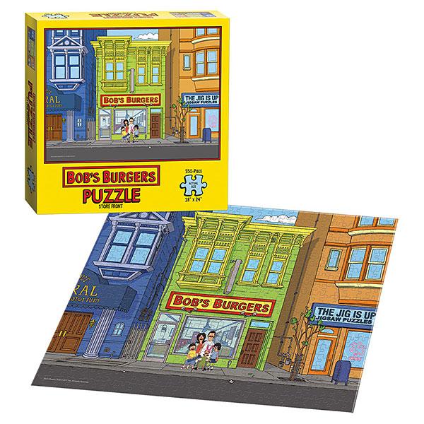 Bob's Burgers 550pc Puzzle