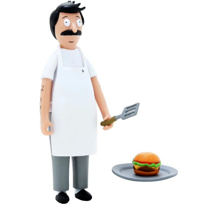 Bob's Burgers Bob Belcher Action Figure