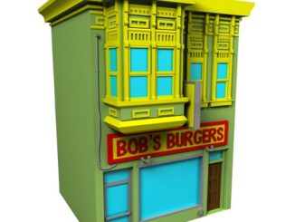 Bob's Burgers Building Coin Bank