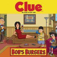 Bobs Burgers Clue Box