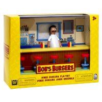 Bobs Burgers Diner Diorama Playset Box
