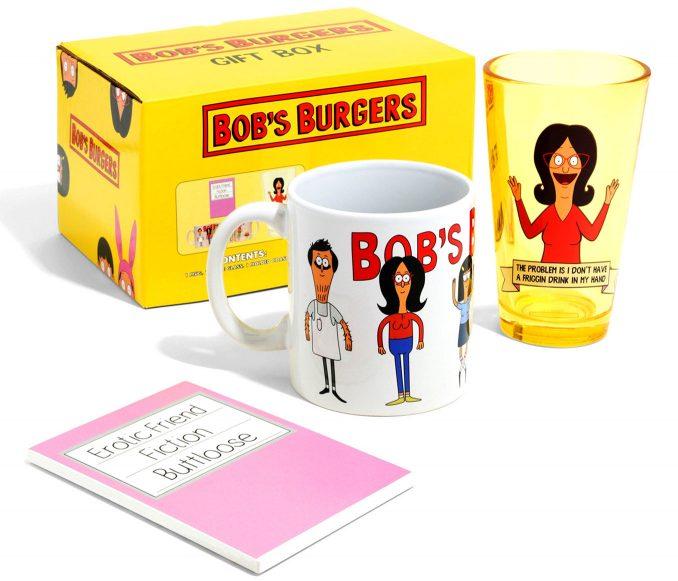 Bob's Burgers Drink Gift Box