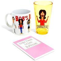 Bob's Burgers Drink Gift Set