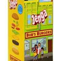Bob's Burgers Jenga Box