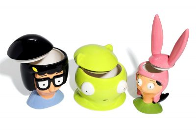 Bob's Burgers Kitchen Jars