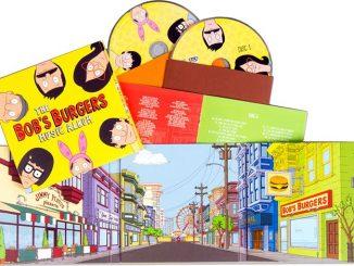 Bob's Burgers Music Album