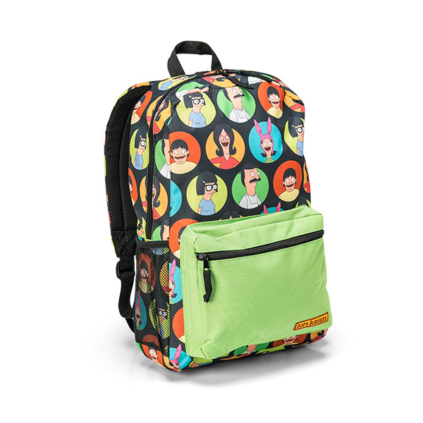 Bob's Burgers The Belchers Backpack