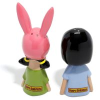 Bob's Burgers Tina & Louise Salt & Pepper Shakers