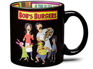 Bob's Burgers with Inside Print 20oz Mug