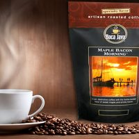 Boca Java Maple Bacon Morning Coffee