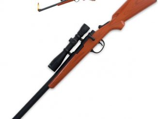 Bolt Action Rifle BBQ Lighter
