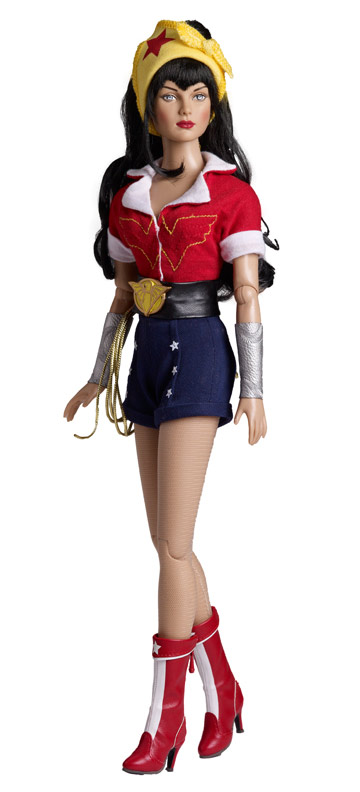 Bombshells Wonder Woman Tonner Doll